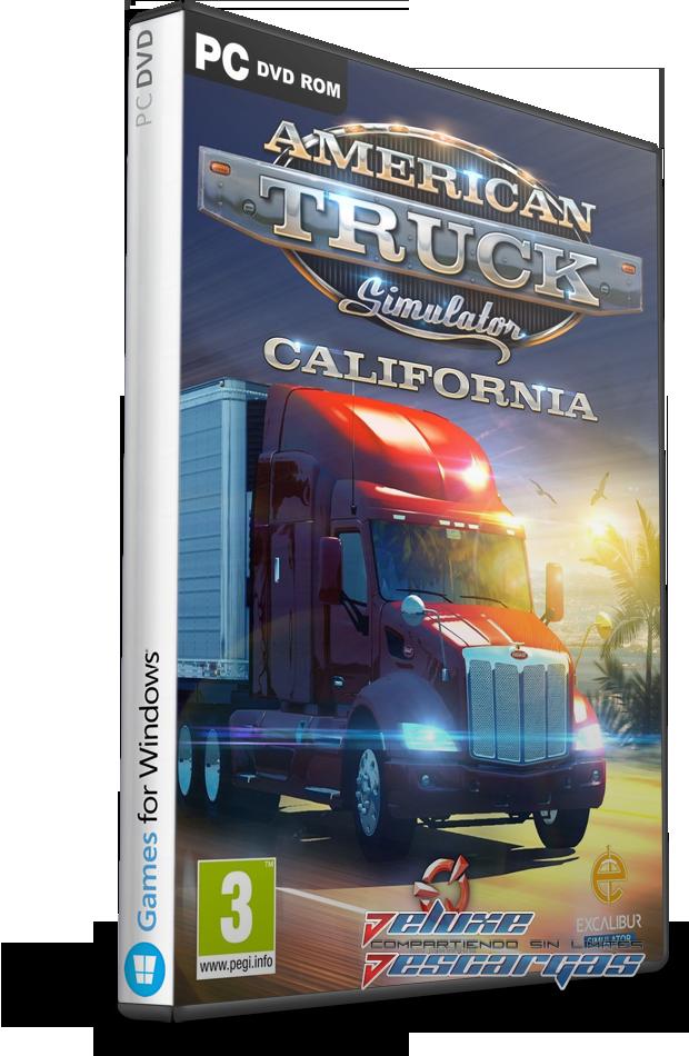 Descargar American Truck Simulator Multi Espa 241 Ol Full Game