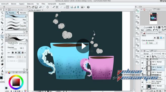 Descargar VIDE02BRAIN Dibujo de objetos inanimados