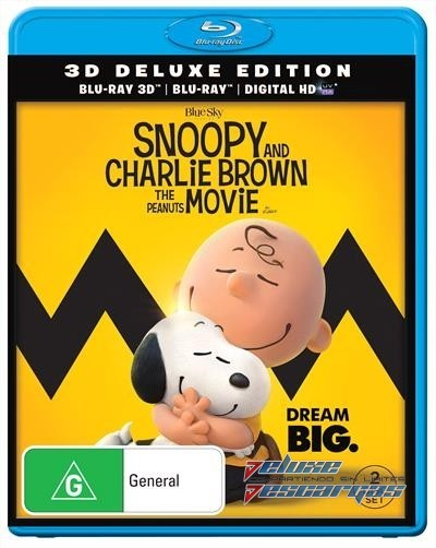 Descargar Snoopy And Charlie Brown The Peanuts Movie Full
