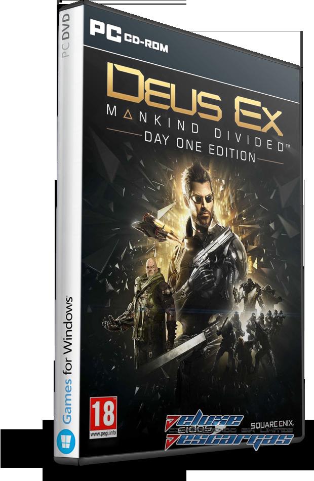 Descargar Deus Ex Mankind Divided Multi Espa 241 Ol Full Game