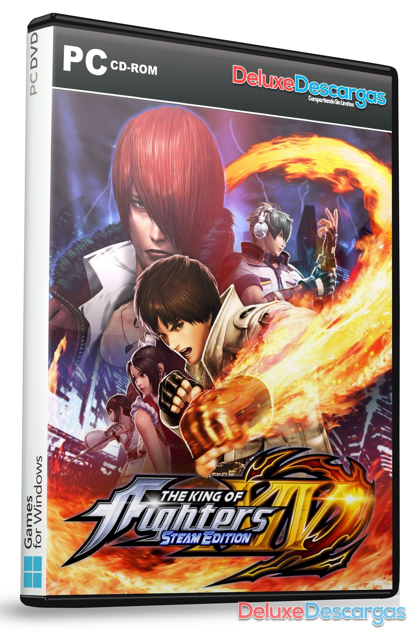 Descargar The King Of Fighters Xiv Steam Edition Multi