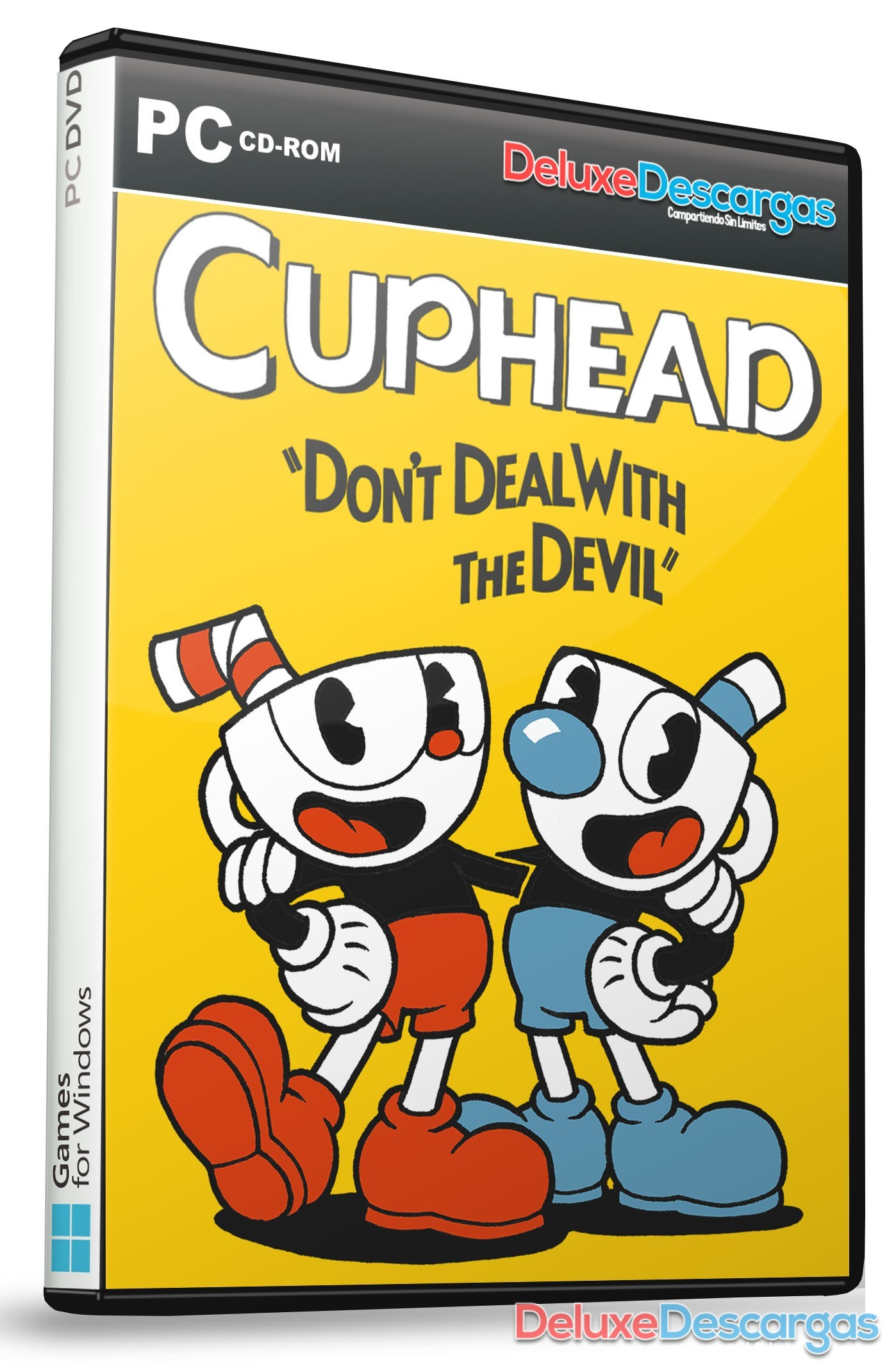 how to join game in cuphead