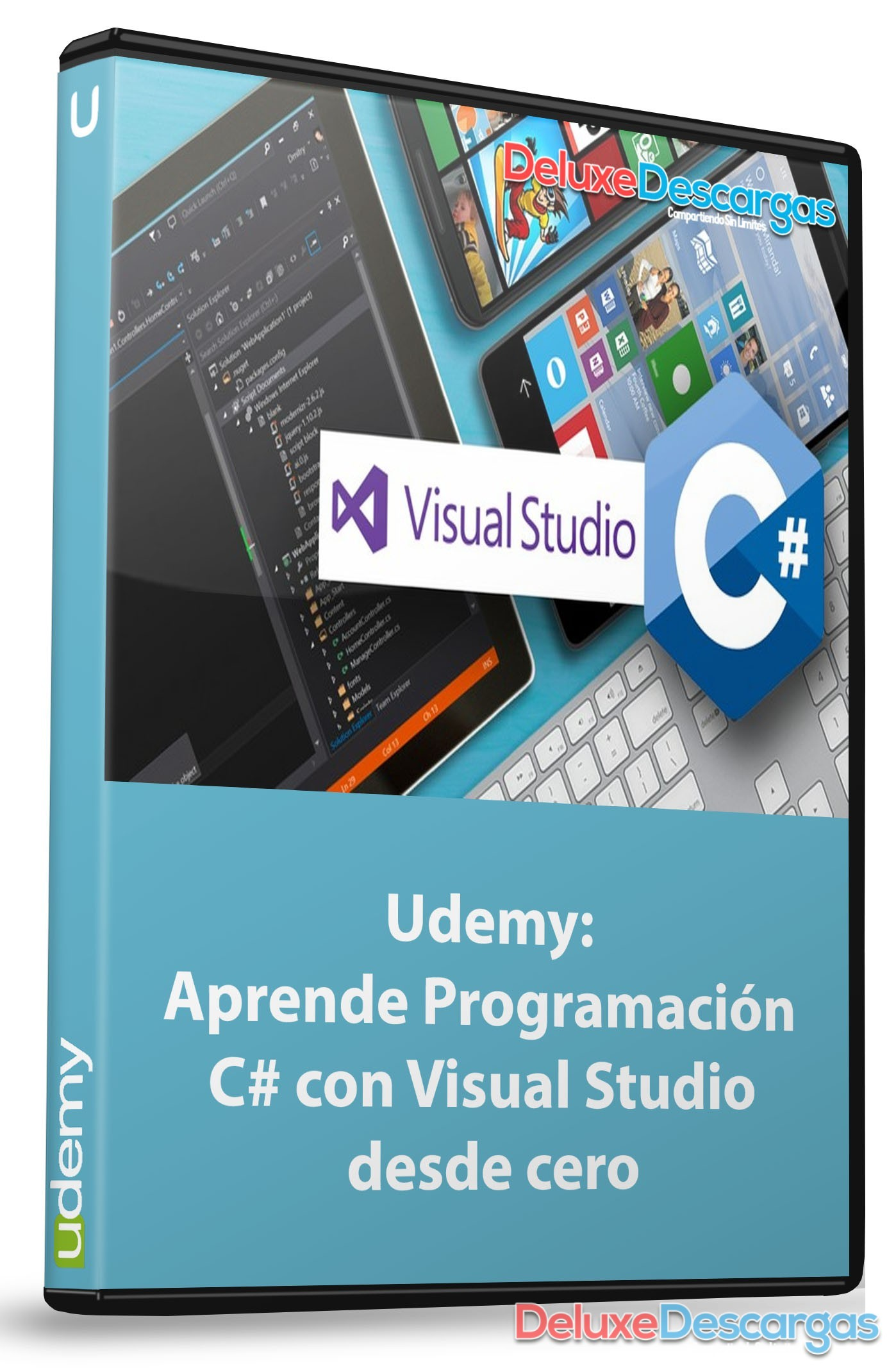 Descargar udemy aprende programaci n c con visual studio for Aprender a cocinar desde cero pdf