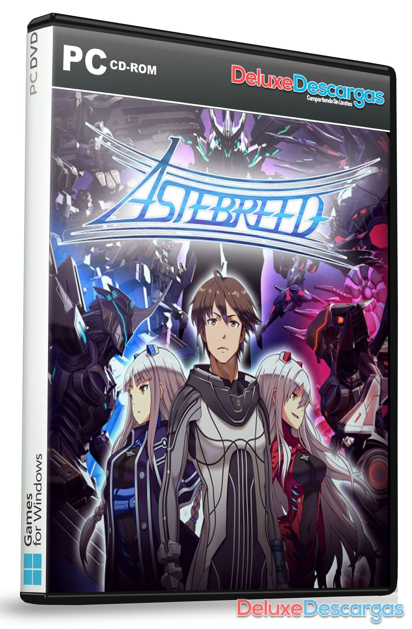 Descargar Astebreed Definitive Edition Ingles Full Pc Game